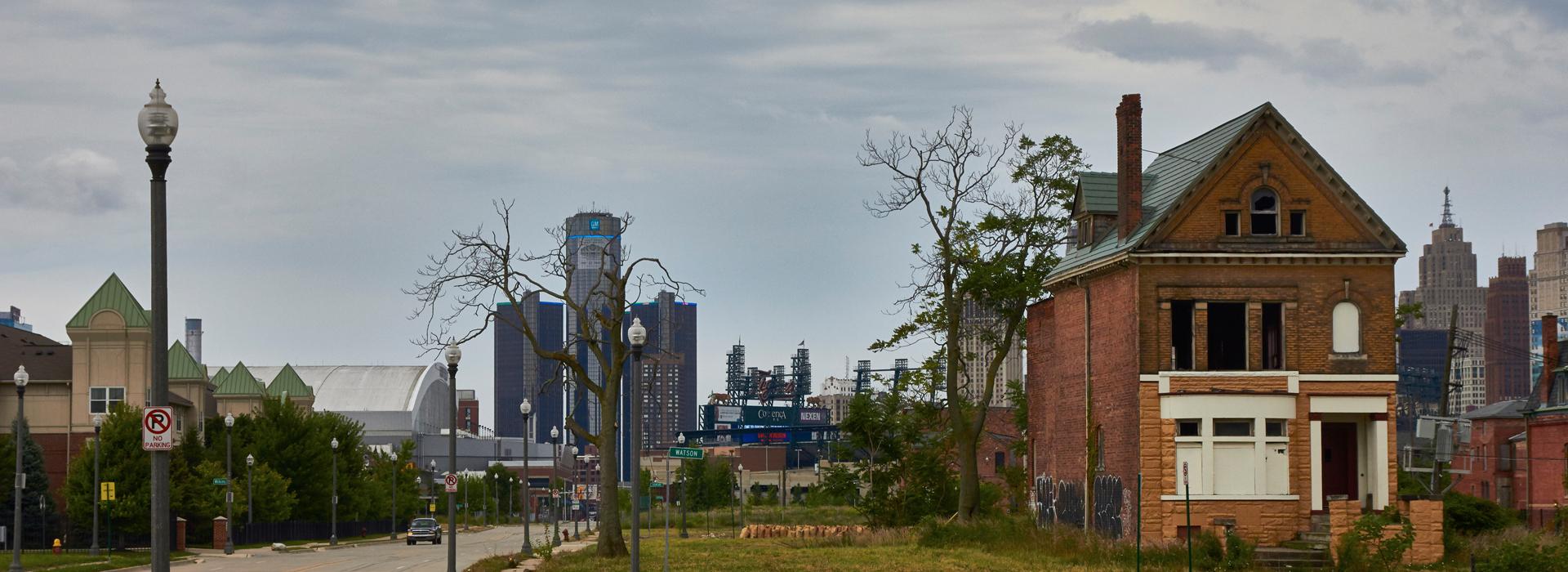 Detroit – die Stadt mit schlechtem Ruf aber viel gemeinschaftlichem Denken