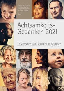 Kalender Achtsamkeits Gedanken 2021
